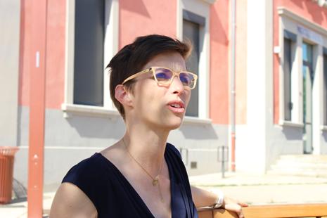 Caroline Abadie dans Vienne (38)