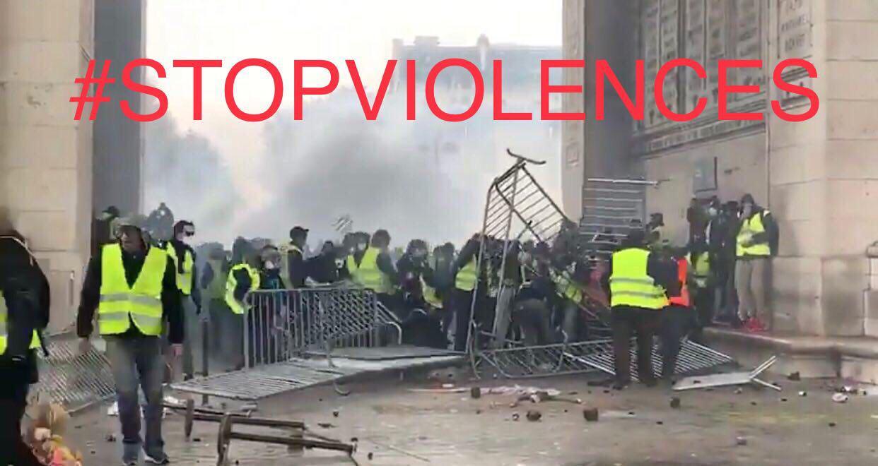 stop violences