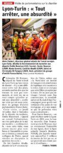 Article Le Dauphine du 19 juillet19